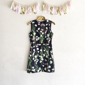 Victoria Beckham for Target Garden Floral Dress